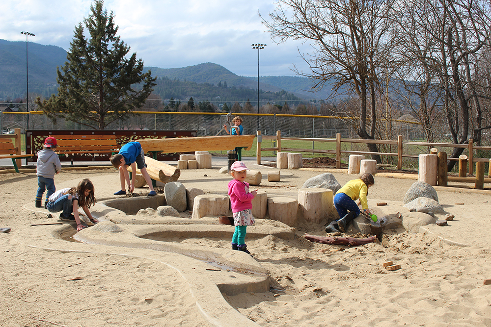 Nature Play Area